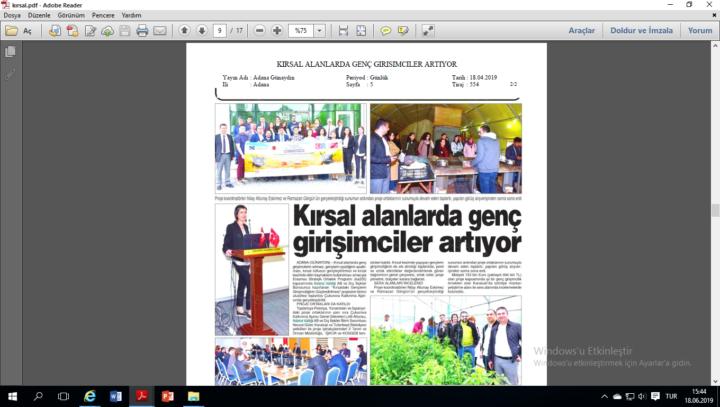 1.ulusötesi toplantı Gazete Haberleri