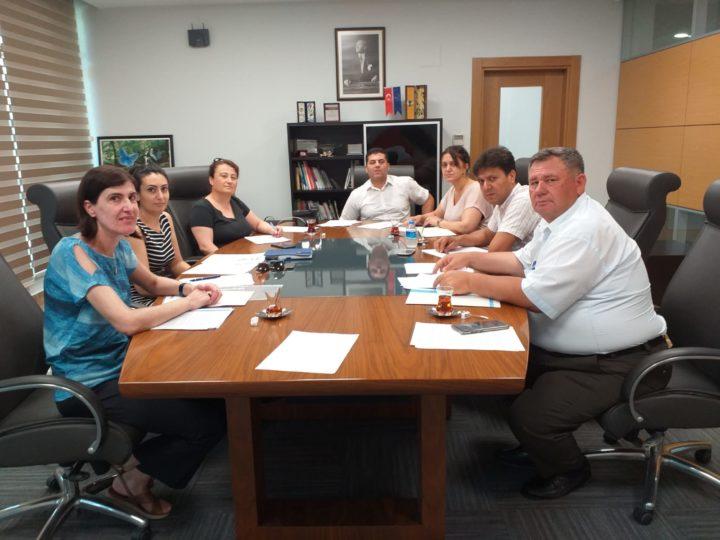 3.Proje yerel Koordinasyon Toplantısı